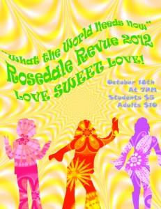 2012 Rosedale Revue